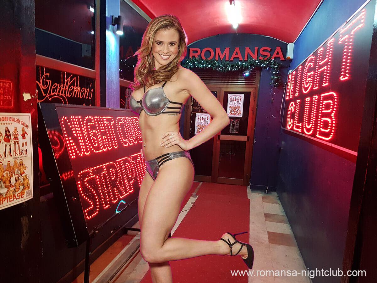 najbolji striptiz klub u Beogradu