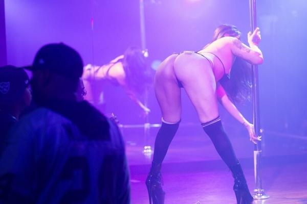 belgrade strip bar Romansa