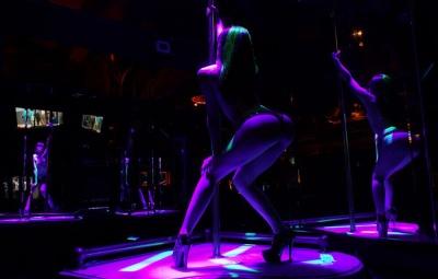 best parties in a strip club Romansa Nightclub 1