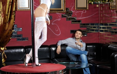 dress code in a strip club Romansa Nightclub 1