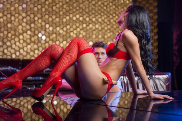 how strip clubs affect libido Romansa Nightclub 1