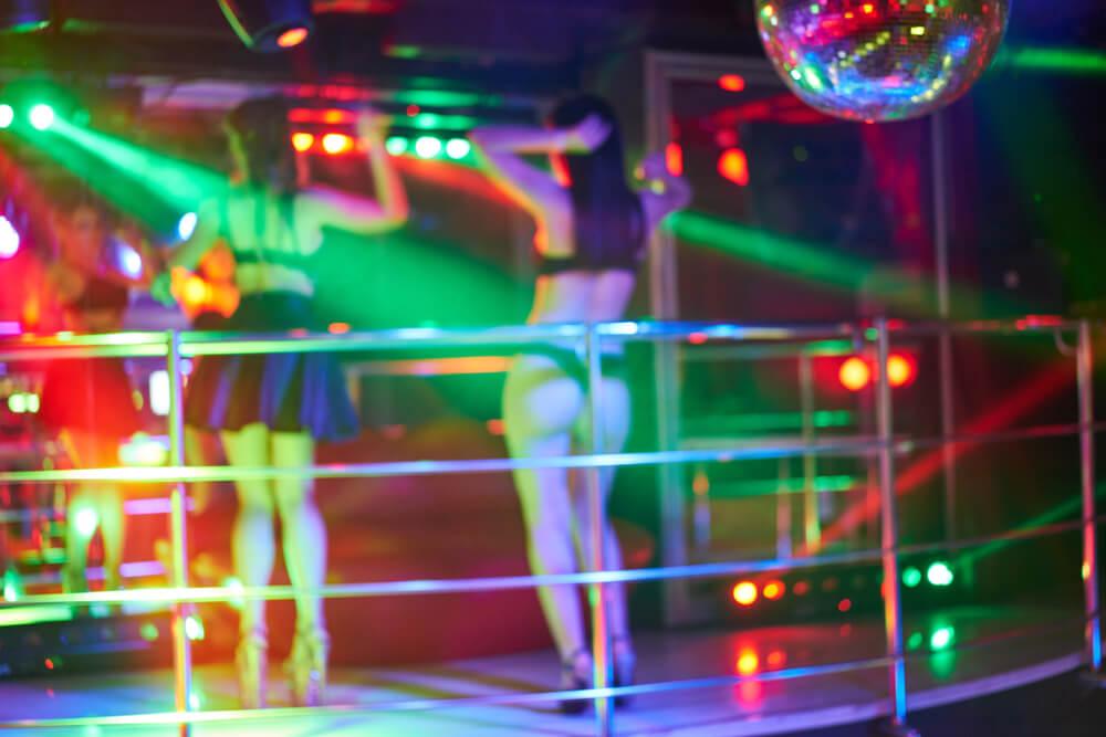 how strip clubs affect libido Romansa Nightclub 3
