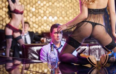 mistakes people make in strip club Romansa night club 1