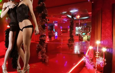 new year in a strip club Romansa Nightclub 1