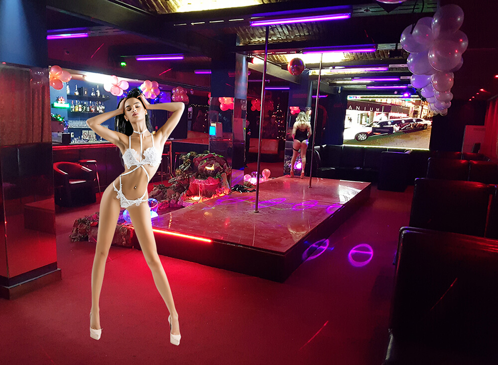 stereotypes about strippers Romansa Nightclub 4