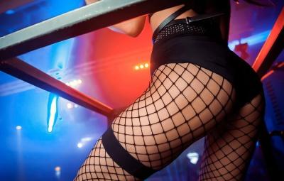 strip club birthday party