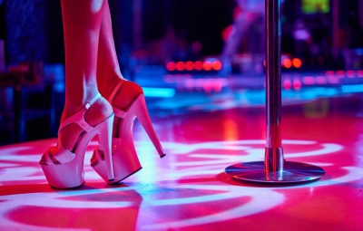 strip club is the best foreplay Romansa Nightclub 1