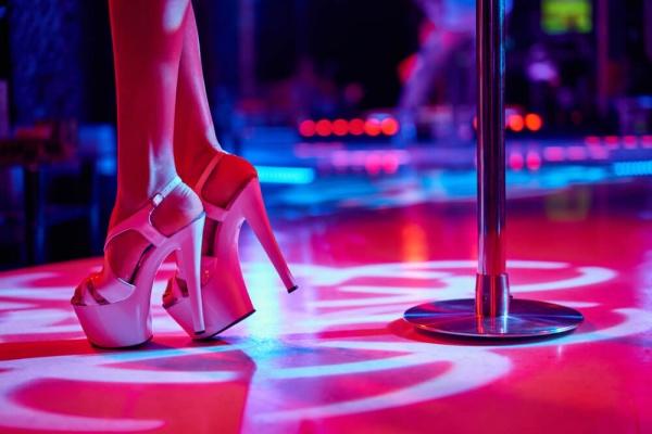 strip club is the best foreplay Romansa Nightclub 1