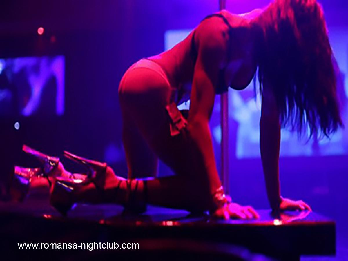 Striptiz klub - Romansa - Night Club