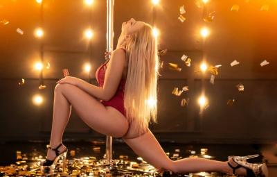 the best exotic dance in Belgrade Romansa Nightclub 1