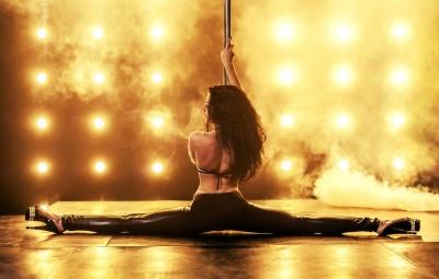 the best strip dance in Belgrade Romansa Nightclub 1