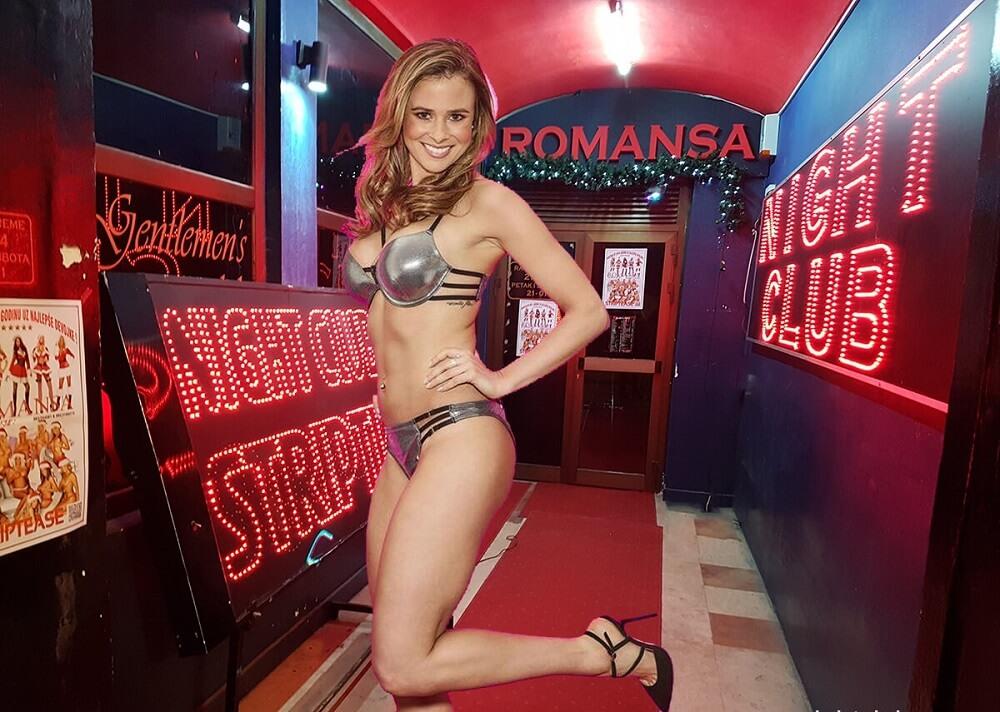 when to visit a strip club Romansa Nightclub 4